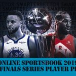 Betting Online Sportsbook 2019 NBA Finals Series Player Props