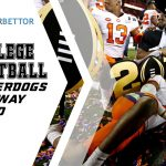 College Football Underdogs the Way to Go
