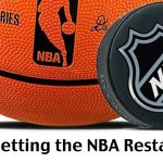 Betting The NBA and NHL Restart at America's Bookie