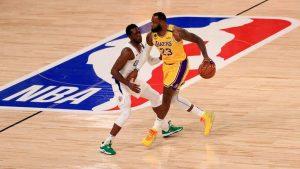 NBA Betting in 2021