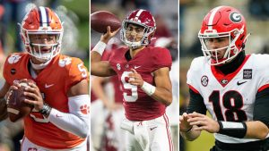 A Look at College Football Futures