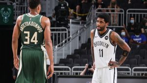 NBA Playoff Series Betting -- The Bucks Stop Here