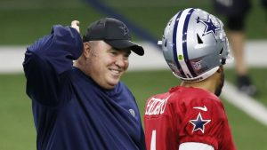 NFL Coach to Be Fired First in 2021